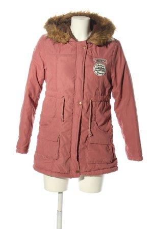 Z&I Winterjacke pink Casual-Look