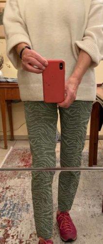 Z1975 Denim Jeans olive Gr. 36