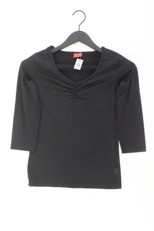Zabaione Bluse schwarz Größe S