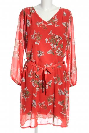 Zabaione Blusenkleid Blumenmuster Casual-Look