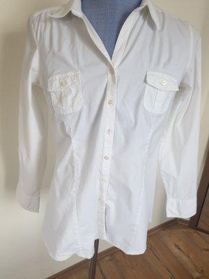 Zabaione Shirt Blouse white