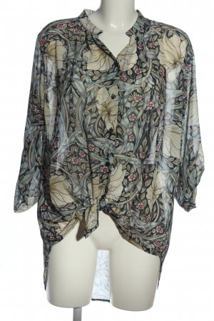 Zabaione Shirt Blouse allover print business style