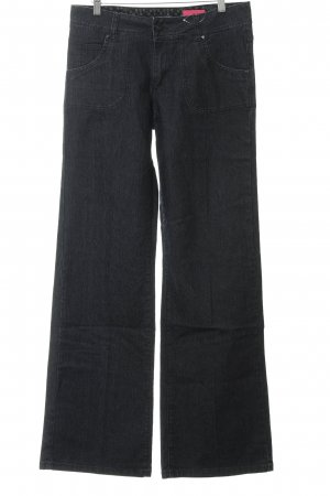 Zabaione Hüftjeans dunkelblau Jeans-Optik