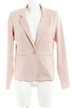 Zabaione Jersey blazer stoffig roze-roze