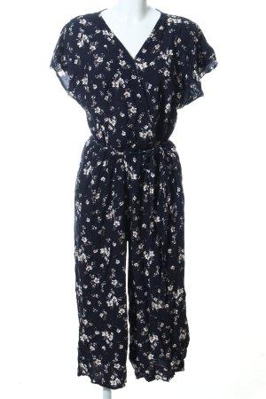 Zabaione Jumpsuit bloemenprint casual uitstraling