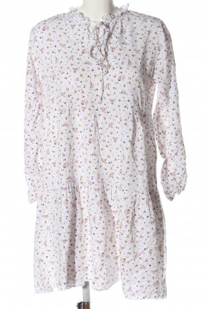 Zabaione Longsleeve Dress allover print casual look