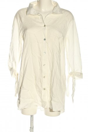 Zabaione Long-Bluse creme Casual-Look