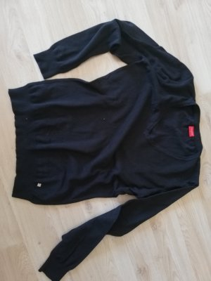 Zabaione V-Neck Sweater black
