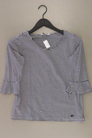 Zabaione Stripe Shirt black cotton