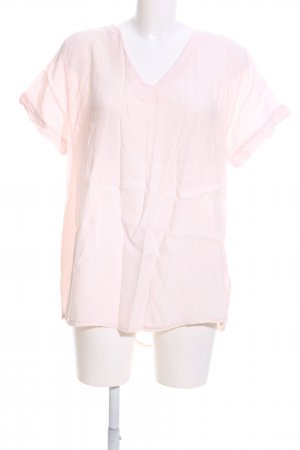 Zabaione Slip-over Blouse pink casual look