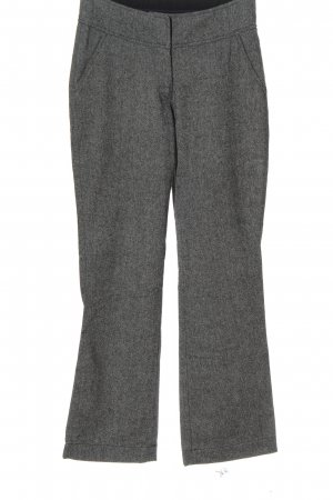 Zabaione Jersey Pants light grey flecked casual look