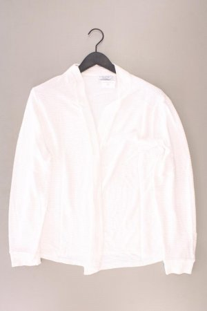 Zabaione Knitted Cardigan natural white polyester