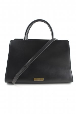 Zac Posen Henkeltasche schwarz Business-Look
