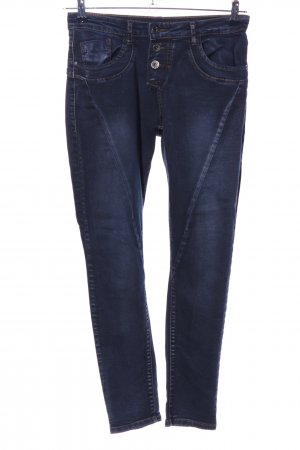 Zac & Zoe Slim Jeans blau Casual-Look