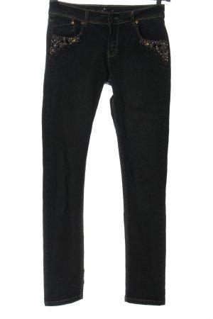 Zac & Zoe Slim Jeans black casual look