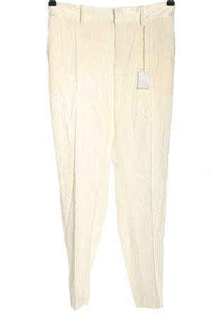 Zadig & Voltaire Pantalon de costume crème style décontracté