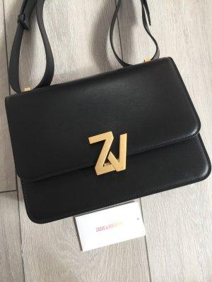Zadig & Voltaire Bag schwarz gold