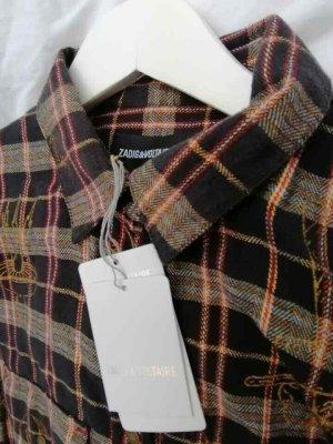ZADIG & VOLTAIRE Bluse Gr. XS Damen (Fällt groß aus!)