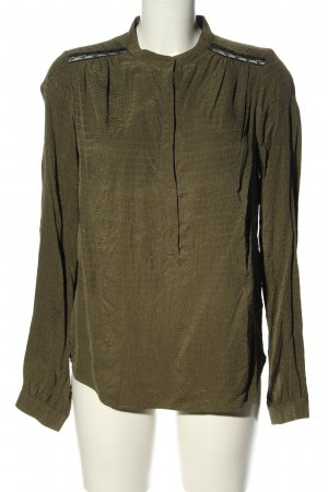 Zadig & Voltaire Deluxe Langarm-Bluse