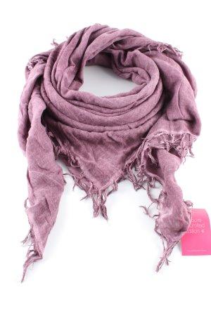 Zadig & Voltaire Halstuch pink Casual-Look
