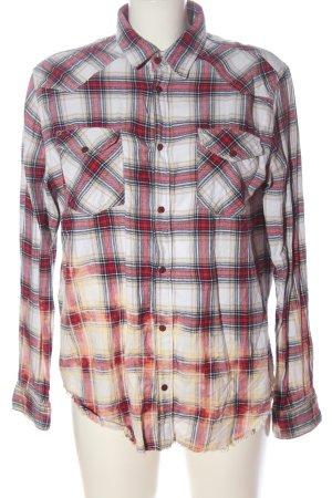 Zadig & Voltaire Lumberjack Shirt color gradient casual look