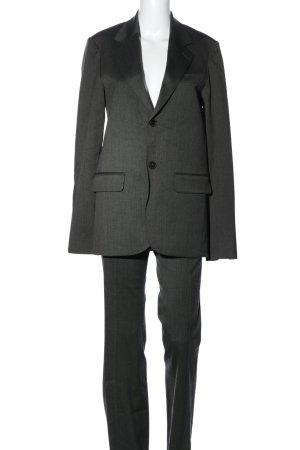 Zadig & Voltaire Traje de pantalón gris claro estilo «business»