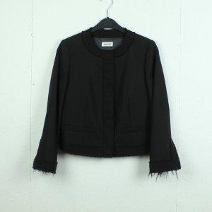 Zadig & Voltaire Krótka kurtka czarny Wełna