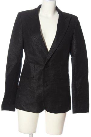 Zadig & Voltaire Krótka marynarka czarny W stylu casual