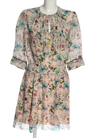 Zadig & Voltaire Mini Dress allover print casual look