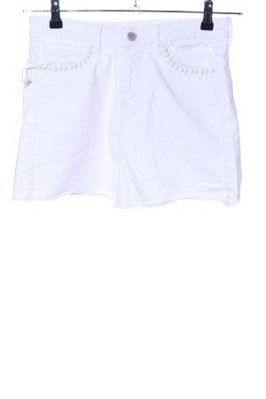 Zadig & Voltaire Spódnica mini biały W stylu casual