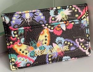 Zadig & Voltaire Porte-cartes multicolore faux cuir