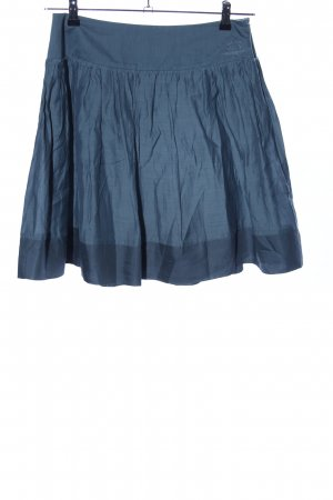 Zadig & Voltaire Pleated Skirt blue casual look