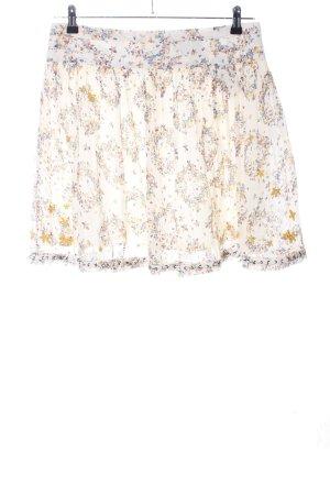 Zadig & Voltaire Skaterska spódnica Na całej powierzchni W stylu casual