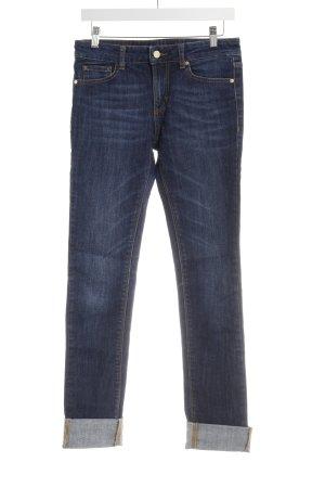 Zadig & Voltaire Slim Jeans dunkelblau Casual-Look