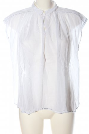 Zadig & Voltaire Transparent Blouse white casual look