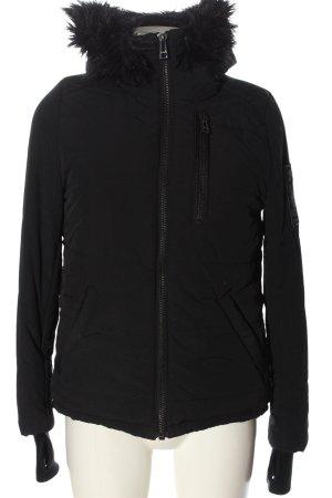 Zadig & Voltaire Kurtka zimowa czarny W stylu casual