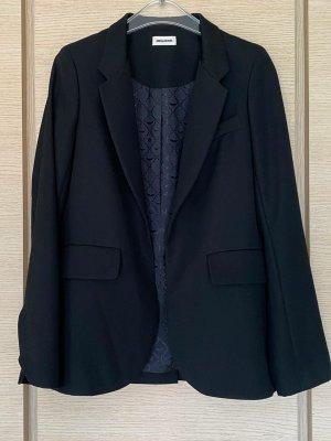Zadig & Voltaire Blazer in lana nero