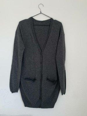 Zadig & Voltaire Knitted Sweater grey-dark grey