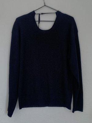 Zadig & Voltaire Long Sweater dark blue