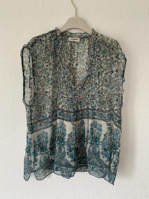 Zadig & Voltaire Camisa de mujer multicolor