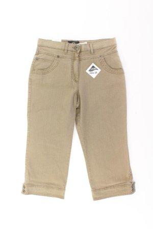 zaffiri 3/4 Jeans Größe 36 neu mit Etikett Neupreis: 29,0€! braun aus Baumwolle