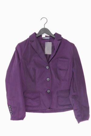 zaffiri Jacke Größe 44 neu mit Etikett lila aus Polyester