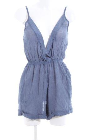 Zaful Jumpsuit blau Casual-Look