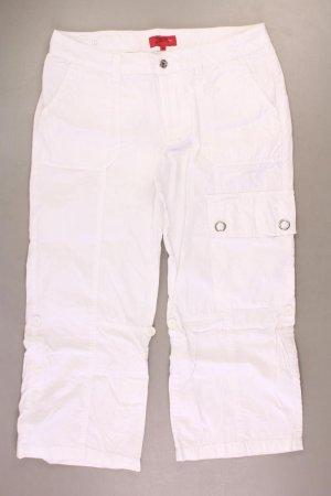 Zagora 7/8 Length Trousers natural white