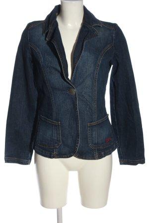 Zagora Marynarka jeansowa niebieski W stylu casual