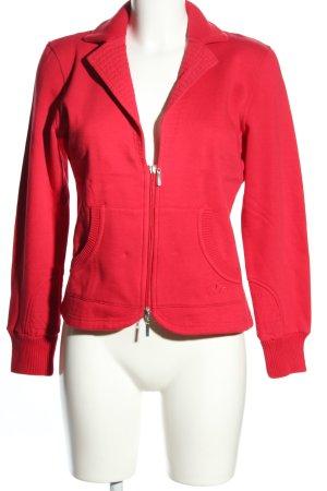 Zagora Giacca-camicia rosso elegante
