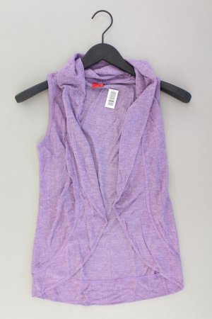 Zagora Vest lilac-mauve-purple-dark violet polyester