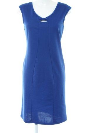 Zalando A-Linien Kleid blau Elegant