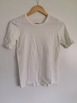 Zalando Gebreid shirt wit-wolwit