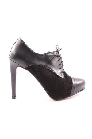 Zalando Collection High Heels schwarz Business-Look